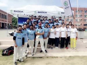 IDA Jammu branch conducts cricket tournament