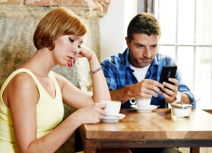 Smart phone can spoil your Marital Life