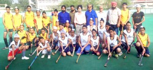 AKS Club outplays Shaheed Bhagat Singh Club in Hockey