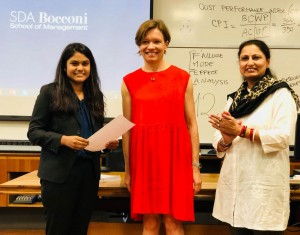 Intl Immersion Program of IIM Sirmaur  at SDA Bocconi in Italy concludes
