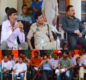 DDC directs district officers  to redress issues of people