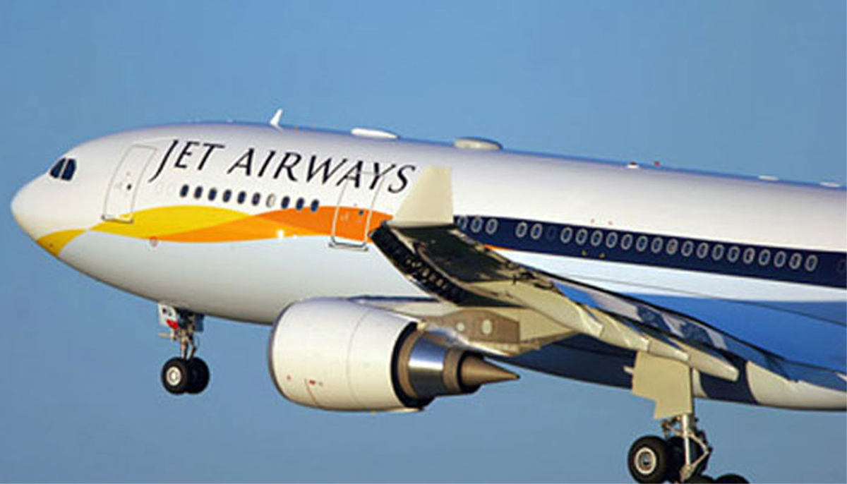 Jet Airways shares continue to fall; tank 8%