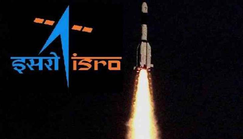 Gslv F11 Carrying Gsat 7a Lifts Off From Shar Range