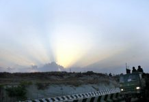 Sunrise... -Excelsior/Rakesh
