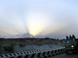 Sunrise... -Excelsior/Rakesh