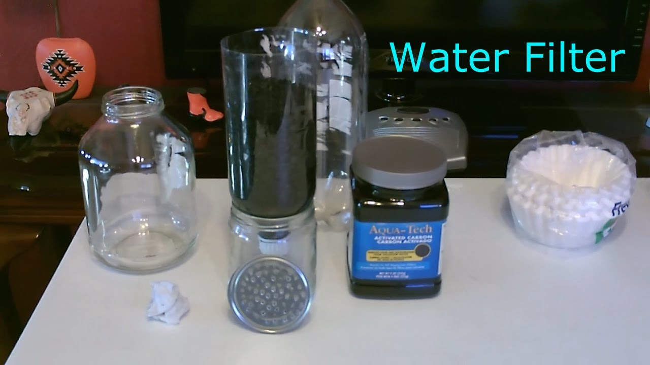 Low Cost Portable Filter Can Purify Toxic Water In Minutes