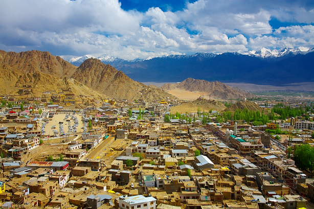 admn facing difficulties in executing amrut projects sanctioned for leh