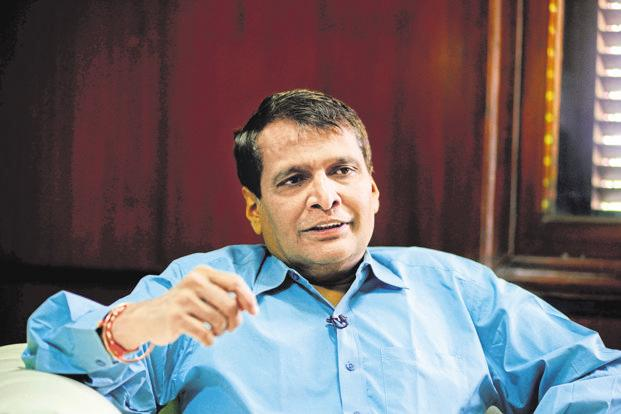 India, US talks ongoing to resolve trade issues : Suresh Prabhu