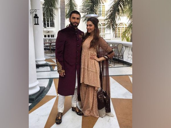 Deepika Padukone and Ranveer Singh get married in Italy in a traditional Konkani ceremony.