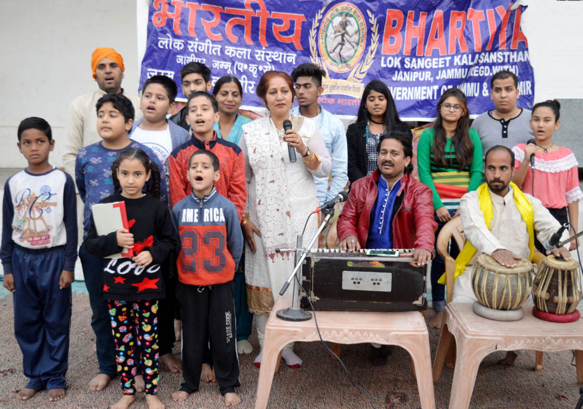 BLSKS artists presenting a play in Saturday musical series.