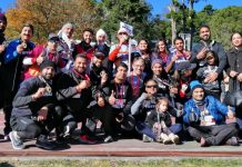 Jubilant JRG runners posing with their medals won in Tuffman Kasauli Hills Half Marathon.