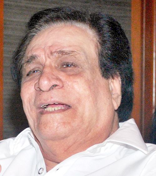 Veteran actor Kader Khan dies at the age of 81