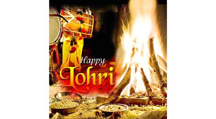 Happy Lohri to all our readers.