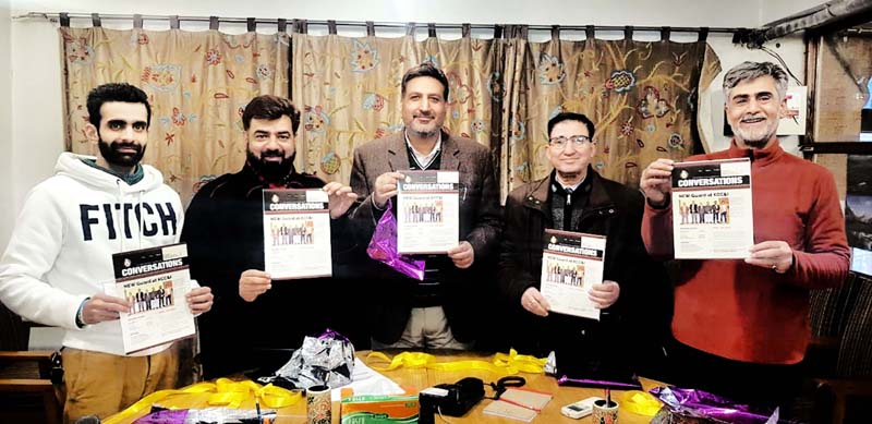 Image result for KCCI journals 'Conversations' launched