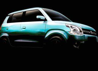 Maruti Suzuki's all-new WagonR.