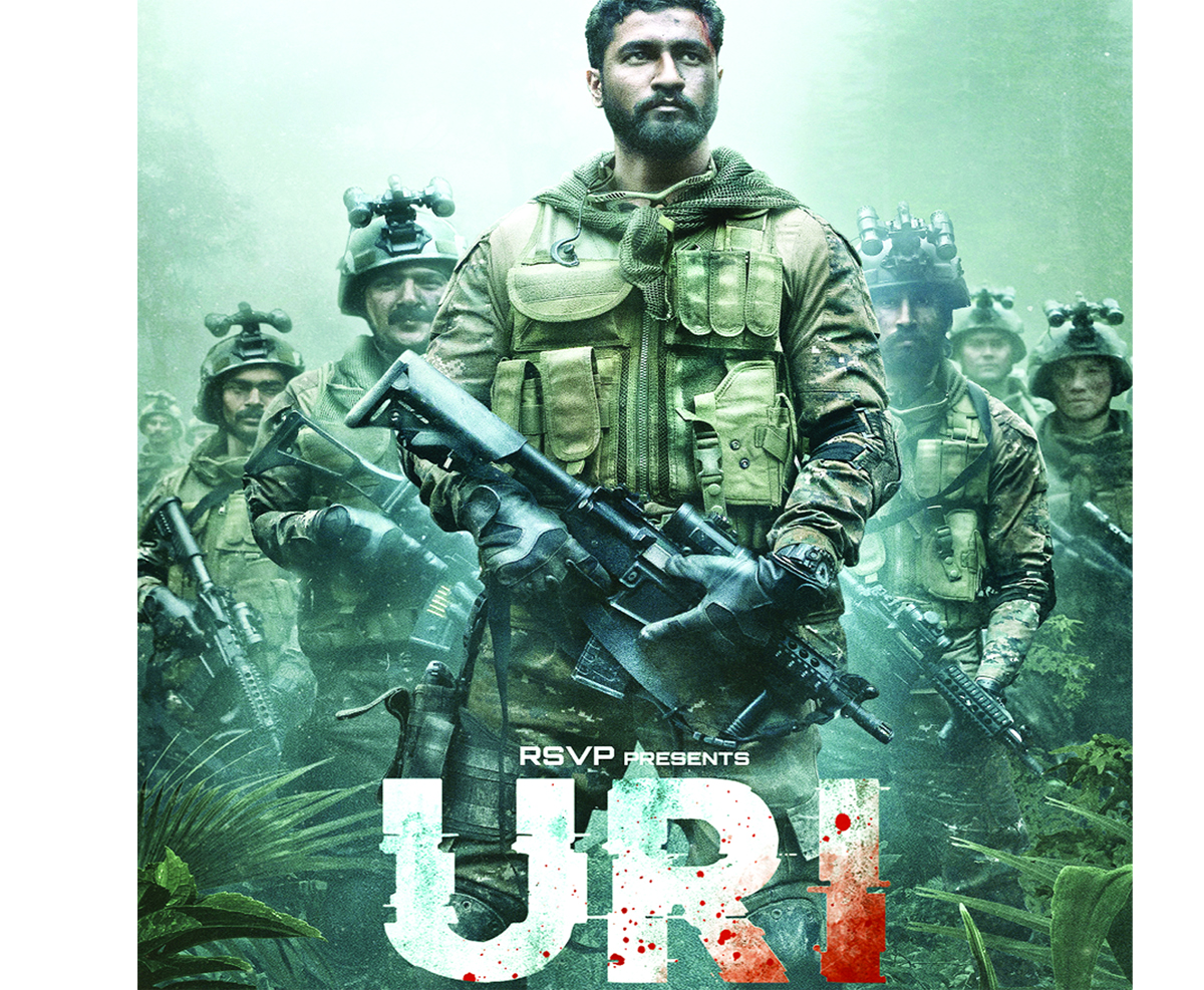 Uri The Surgical Strike Garners Rs 7854 Cr At Bo