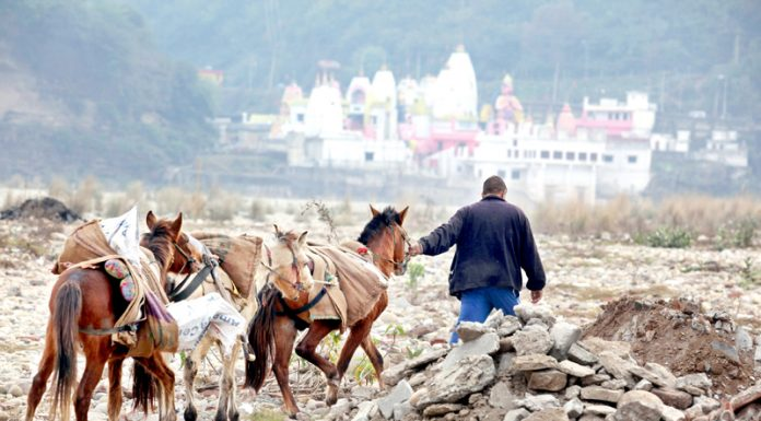 River Tawi or dumping site? -Excelsior/Rakesh