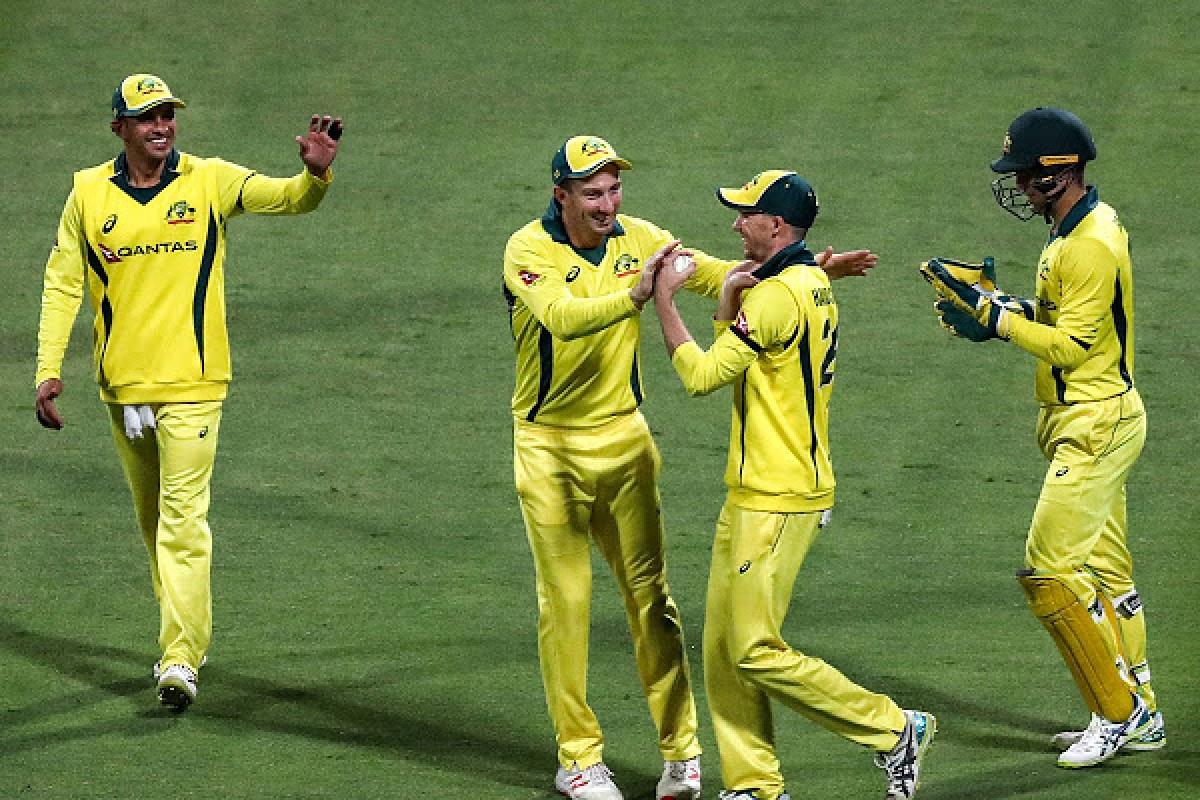 Australia Win 3rd ODI Against Pakistan, Lead Series 3-0