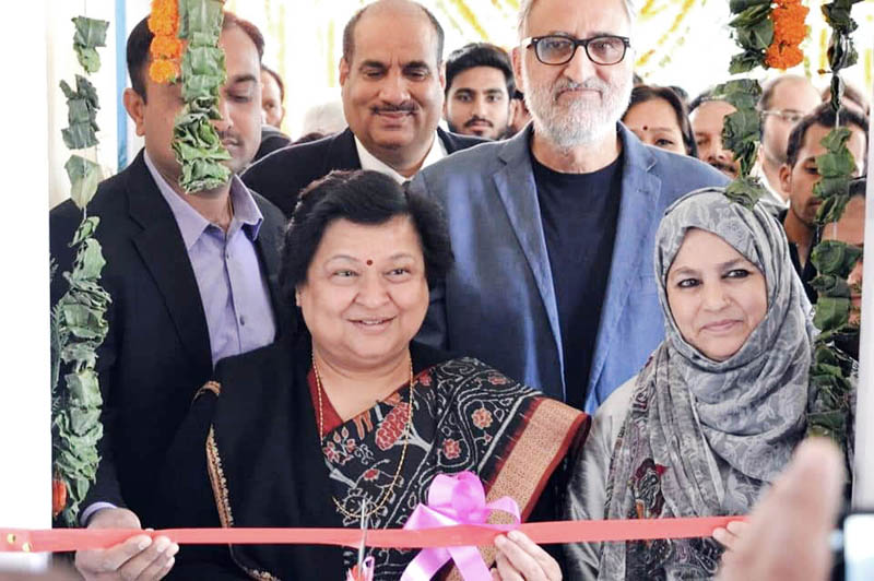 Chief Justice Gita Mittal inaugurating One Stop Centre for Women on Friday.