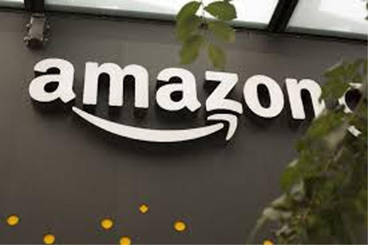 Amazon working on internet-serving satellite network