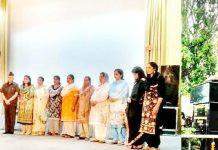 Tributes being paid to martyr Tushar Mahajan on his birth anniversary.