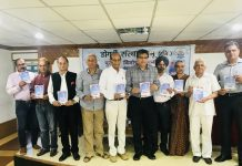 Ashok Angurana's book being released by Dogri Sanstha on Friday.