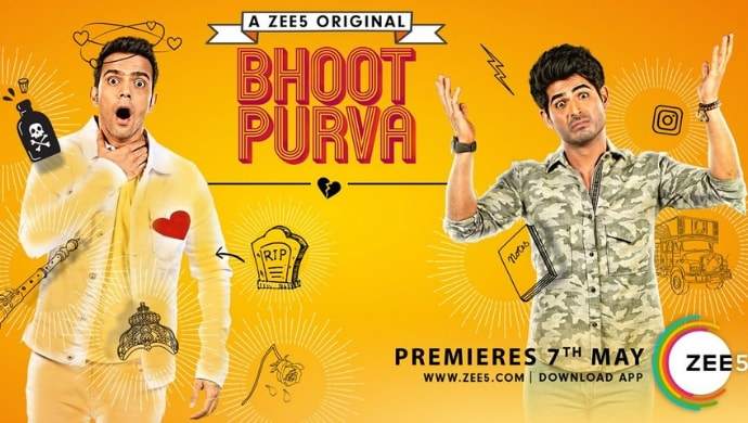 ZEE5 premieres Horror-Comedy- Bhoot purva