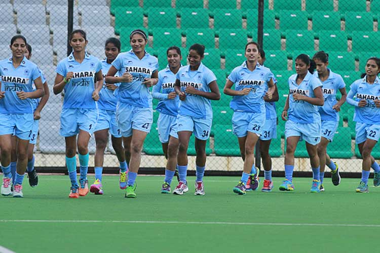 Hockey India names women's team for U-21 tournament