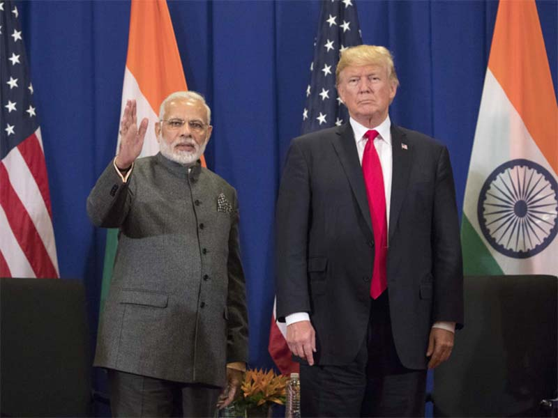 Image result for Donald Trump's visit will strengthen India-US partnership across all spheres: Envoy