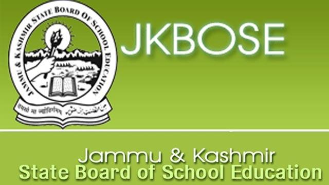 JKBOSE Class 10th Summer Zone Result 2019 declared