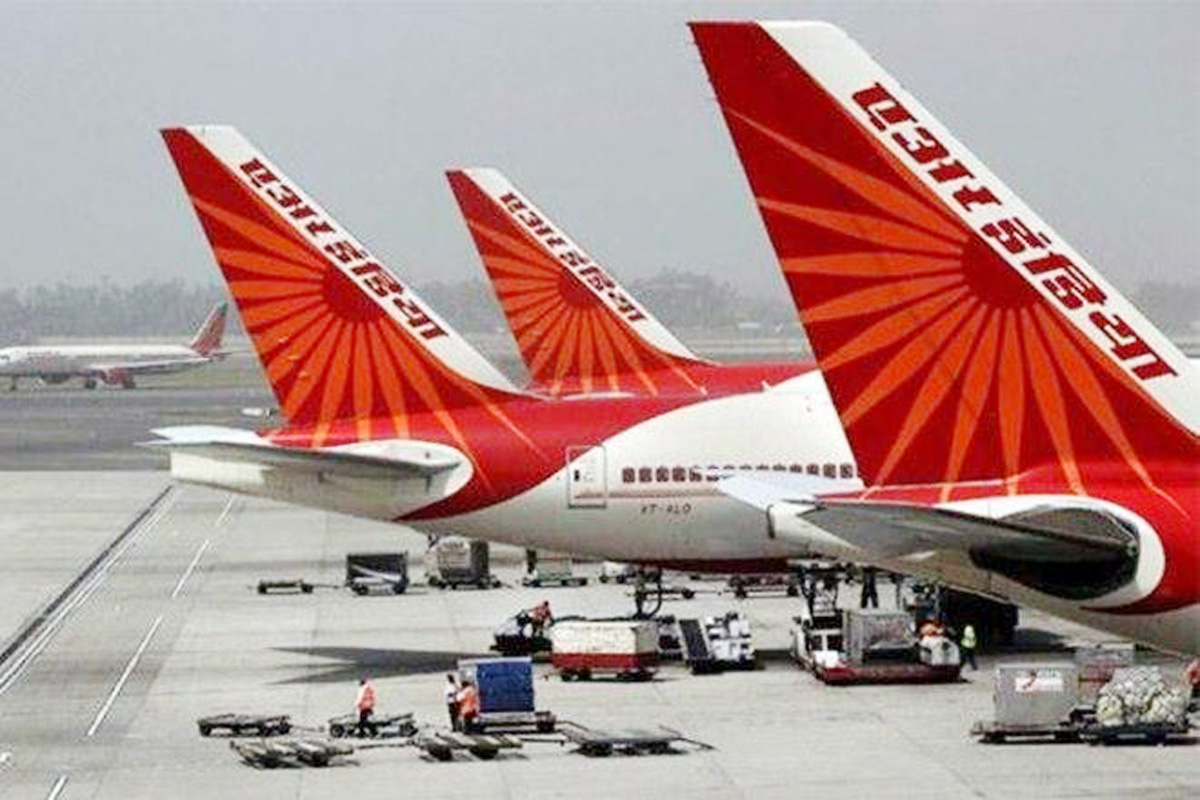 Centre to go ahead with disinvestment process of Air India
