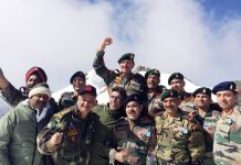Army trekking expedition team scales Tiger Hill to commemorate Op Vijay""