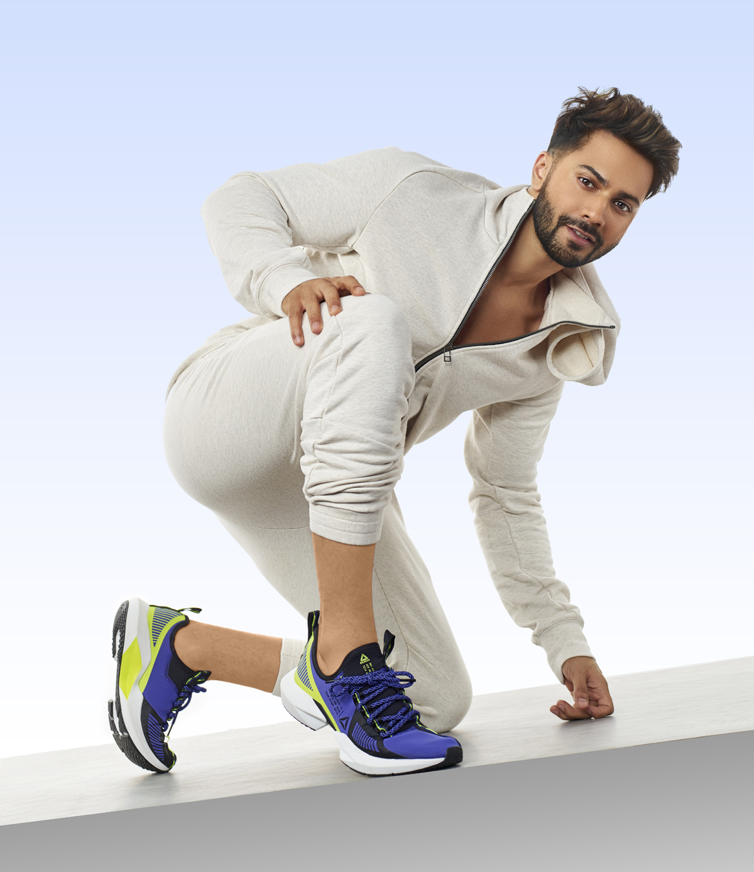 Bollywood actor Varun Dhawan