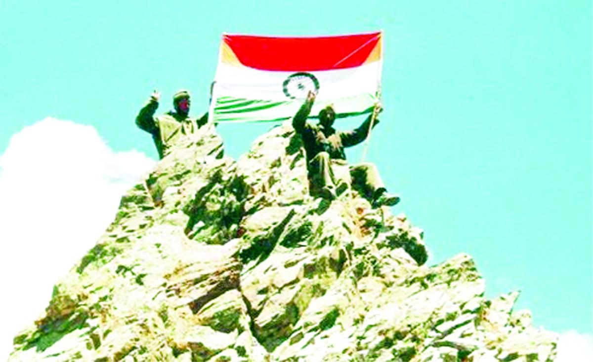 Capture of Tigher Hill Kargil War 1999