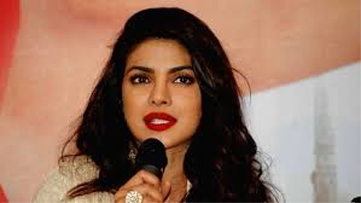War not something I'm fond of, but I'm patriotic: Priyanka Chopra