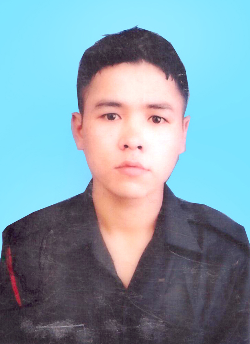 Martyr Rajiv Thappa