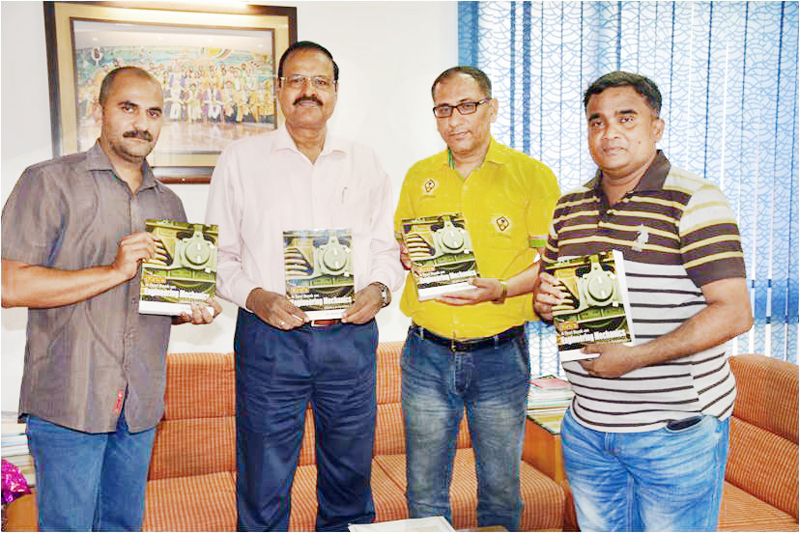 SMVDU VC and others releasing a book on Wednesday.