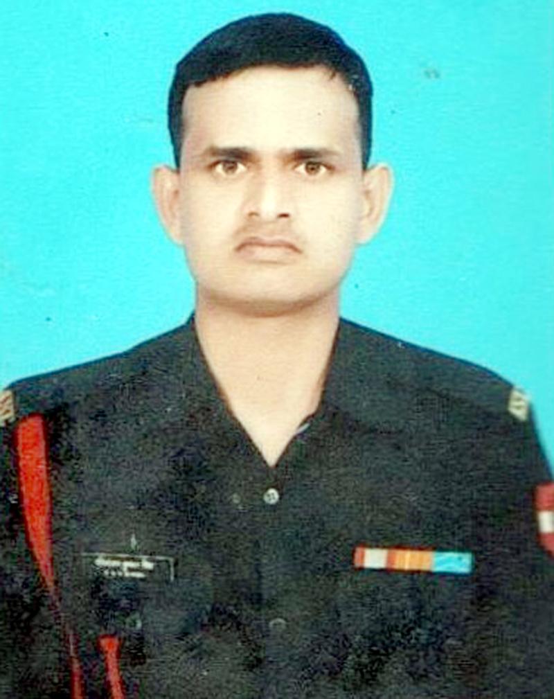 Martyr Naik Ravi Ranjan