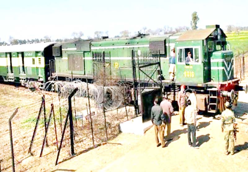 A file photo of Thar Express.