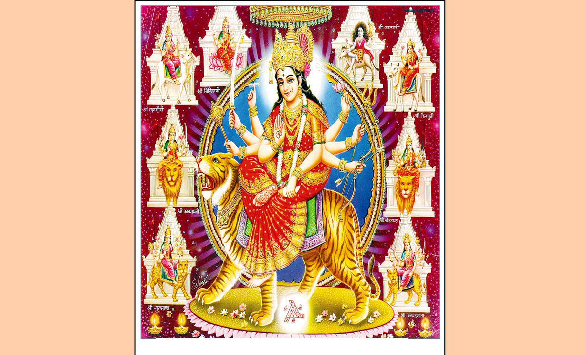 Navratra Greetings To All Our Readers