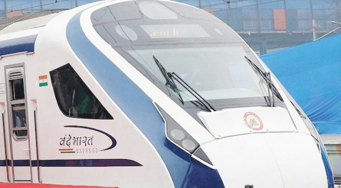 Vande Bharat Express, which will start commercial run on Delhi-Katra route from October 5.