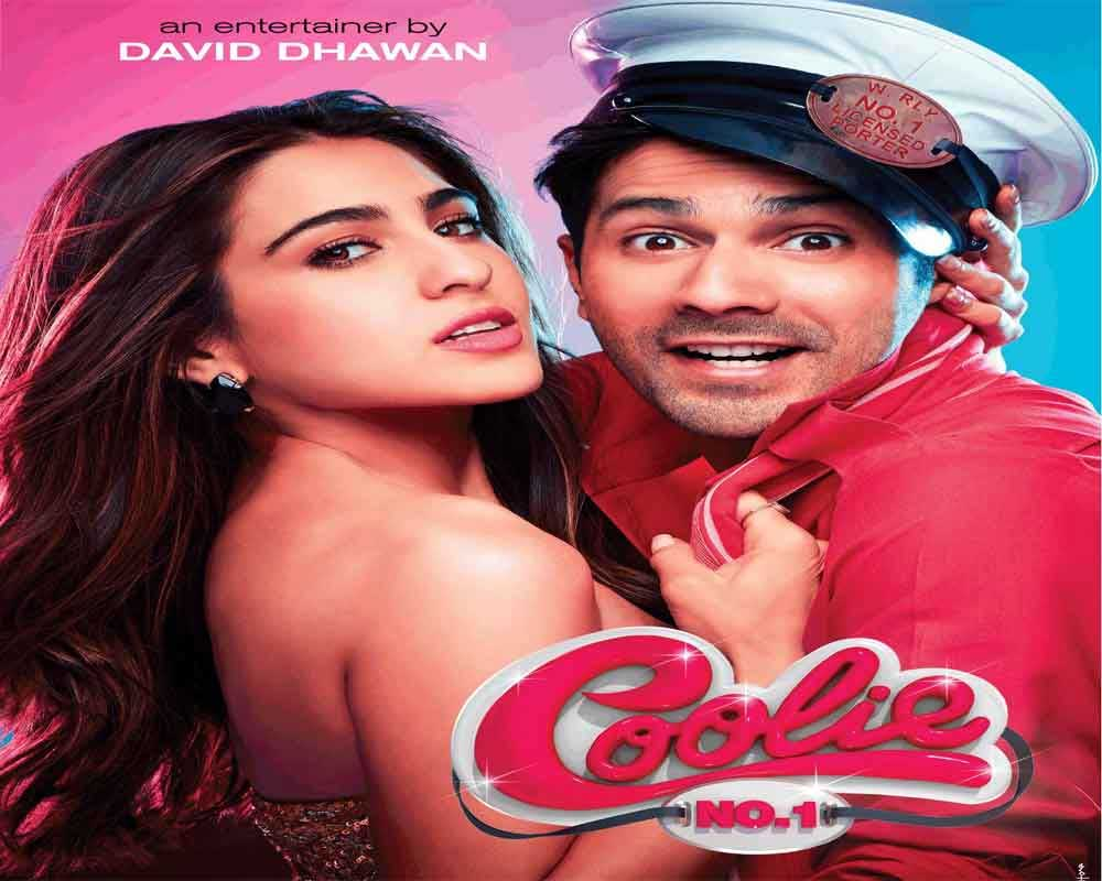 Varun Dhawan's 'Coolie No 1' first Bollywood film set to go