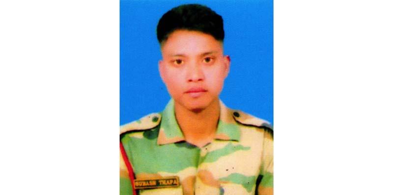 Martyr Subash Thappa