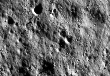 ISRO releases images of the Moon on Saturday taken by the Orbiter High Resolution Camera onboard Chandrayaan-2. (UNI)