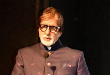 Legendary Actor Amitabh Bachchan addressing at the Dada Saheb Phalke Retrospective, during the 50th International Film Festival of India (IFFI-2019), in Panaji, Goa on Thursday.