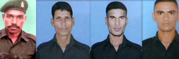 4 Army jawans martyred in Kashmir