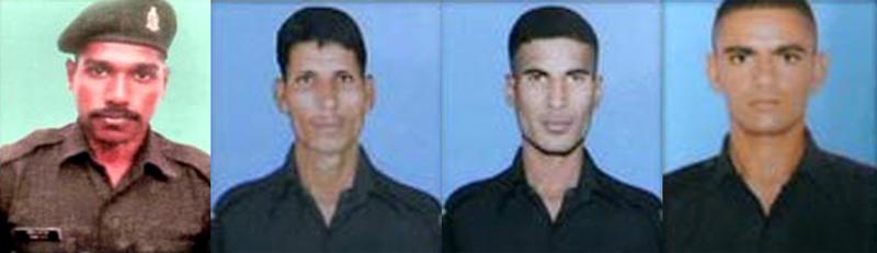 4 Army jawans martyred in Kashmir