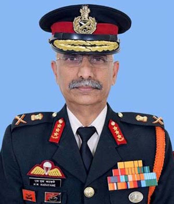 Naravane to be next Army chief
