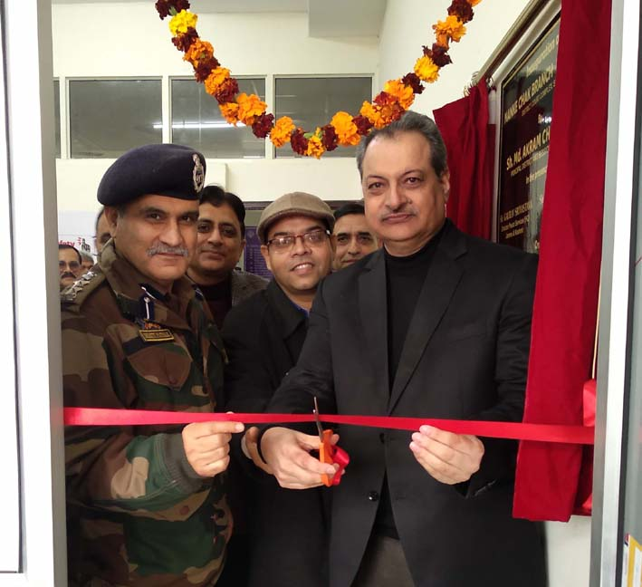 Branch Post Office Opened At District Court Samba