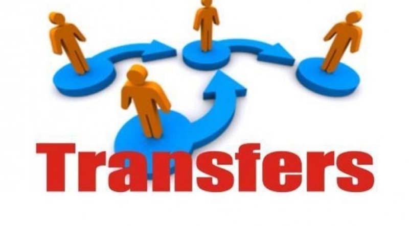 Transfered